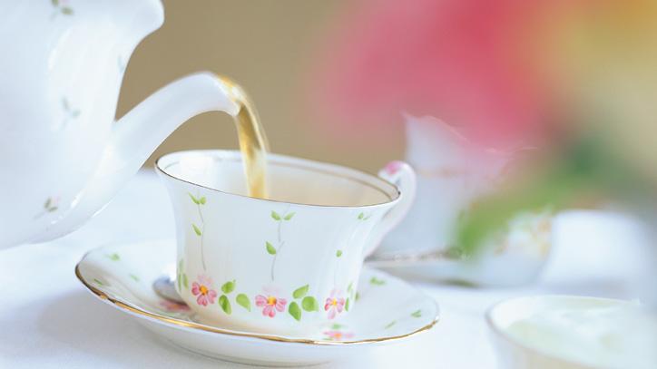 Un thé à l'anglaise