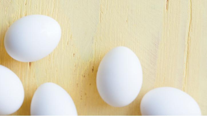 Mes œufs durs sont un désastre!