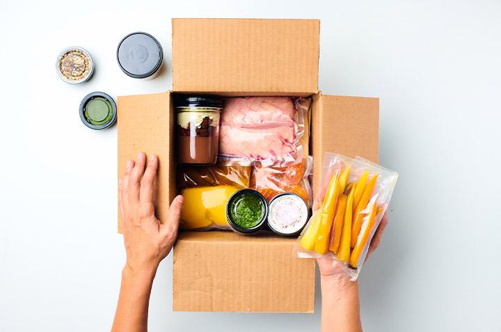3 nouvelles boîtes-repas RICARDO pour l'automne