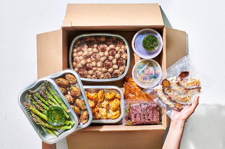 Une boîte RICARDO pour la fête desPères