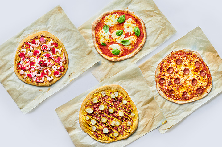 La boîte pizza RICARDO est de retour!