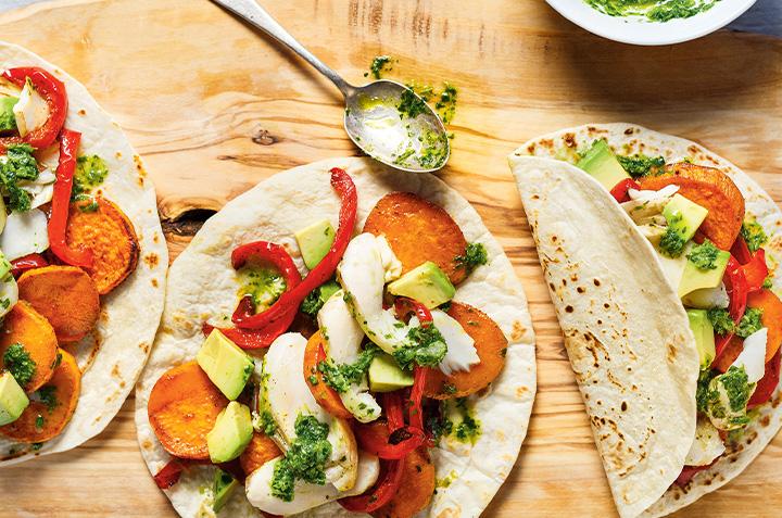 Les tortillas en 5 façons pour le Cinco de Mayo
