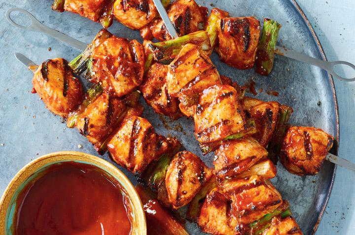 Comment cuisiner les meilleures brochettes de poulet barbecue