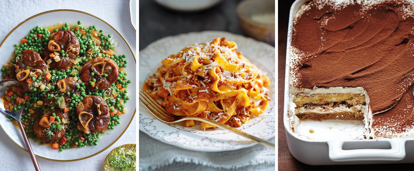 Nos coups de cœur de la cuisine italienne