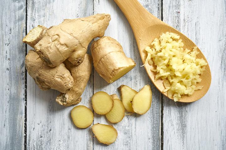 4 façons d'utiliser vos restes de gingembre