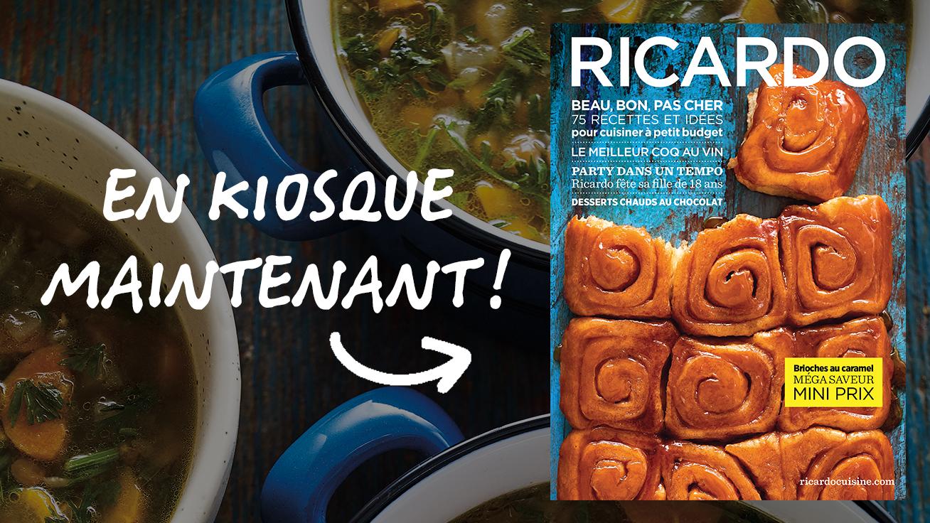 Magazine RICARDO : volume 15 #2