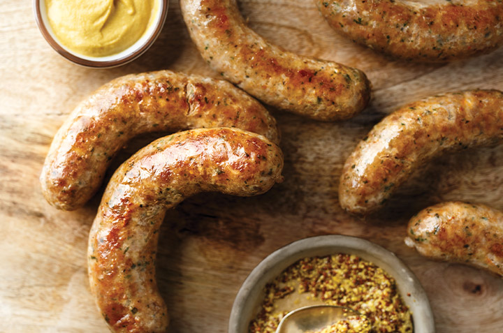 How to Make The Best Pork Sausages