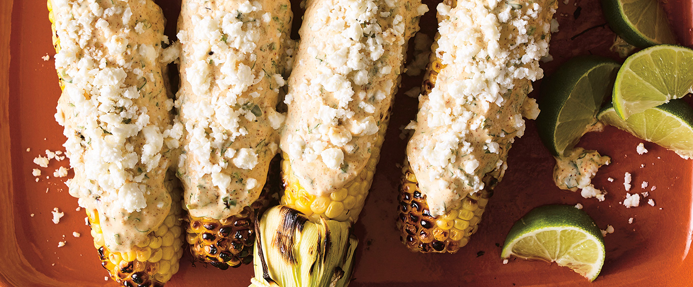 August 10–14, 2020: Ways to Cook with Corn This Week