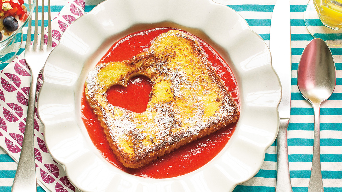 8 Brunch Ideas for Mother's Day