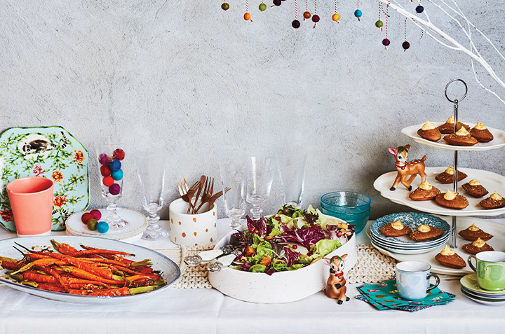 10 Dishes for a Perfectly Imperfect Holiday