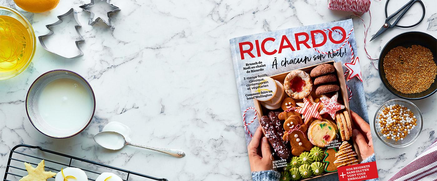 Magazine RICARDO : volume 18 #1