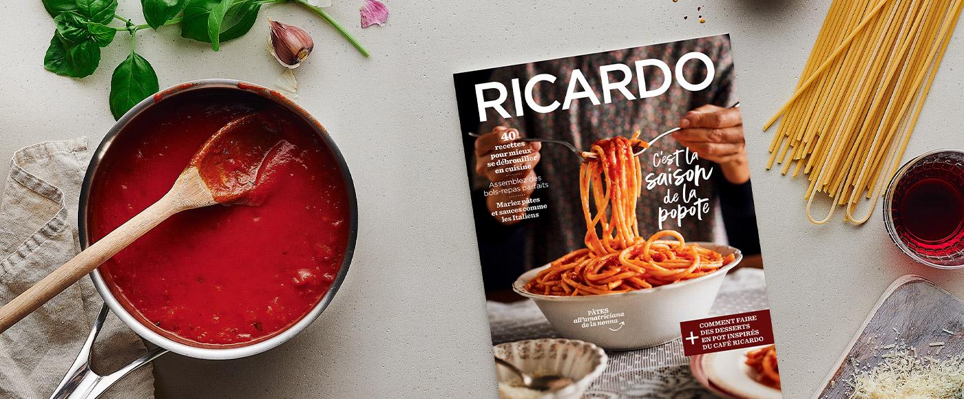 Magazine RICARDO : volume 18 #3