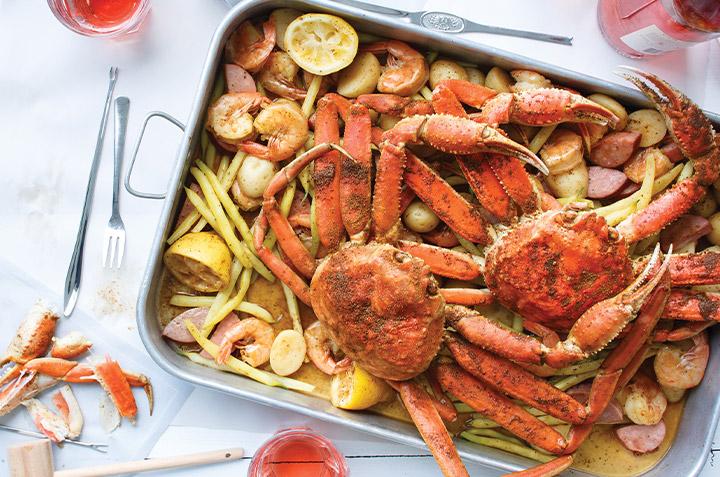 Ode à la saison du crabe