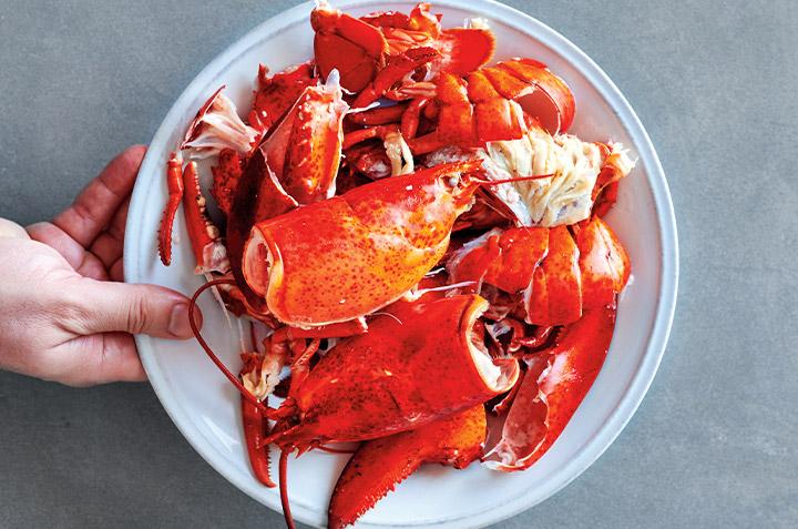 4 façons d'utiliser vos carcasses de homard