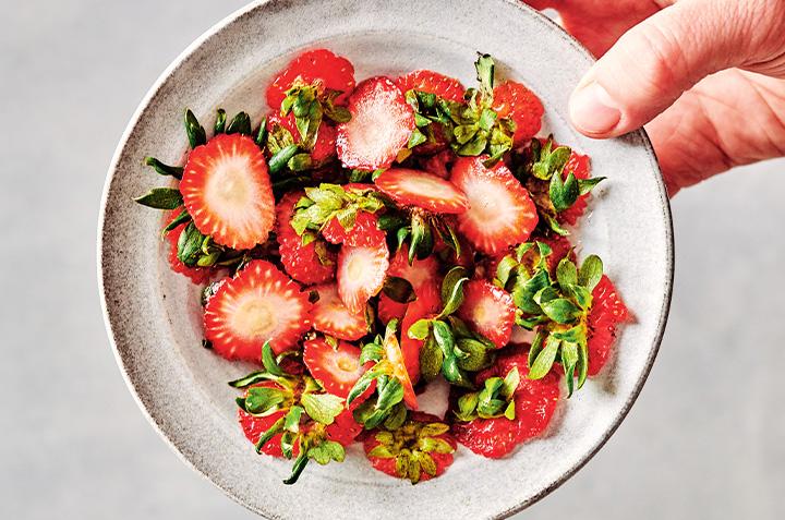 6 façons d'utiliser les queues de fraises