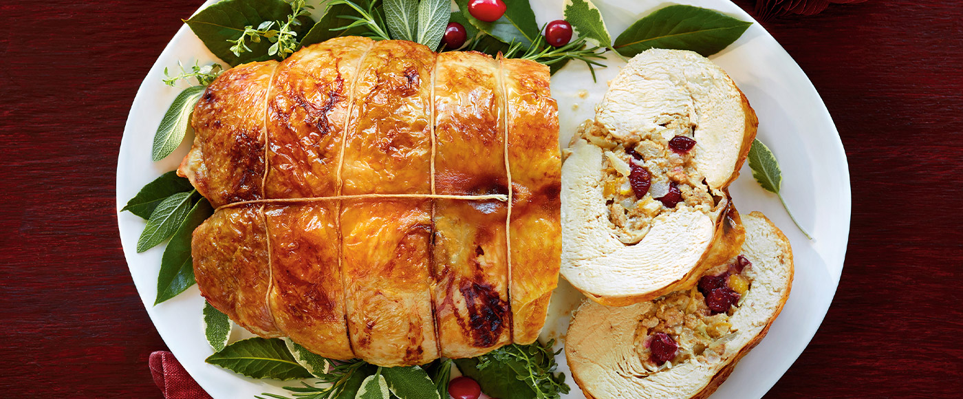 How to Make the Ultimate Holiday Turkey Roast