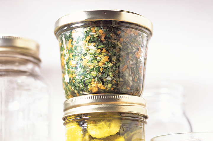 What to Do with Extra Herbs