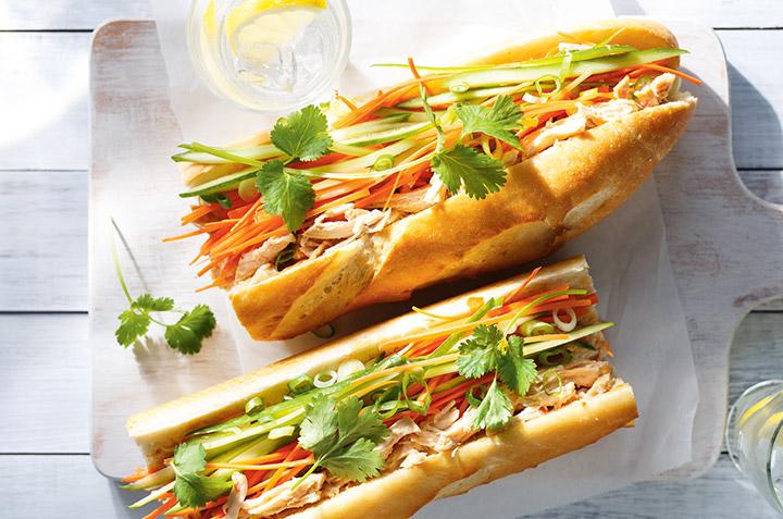 Nos 10 sandwichs les plus populaires