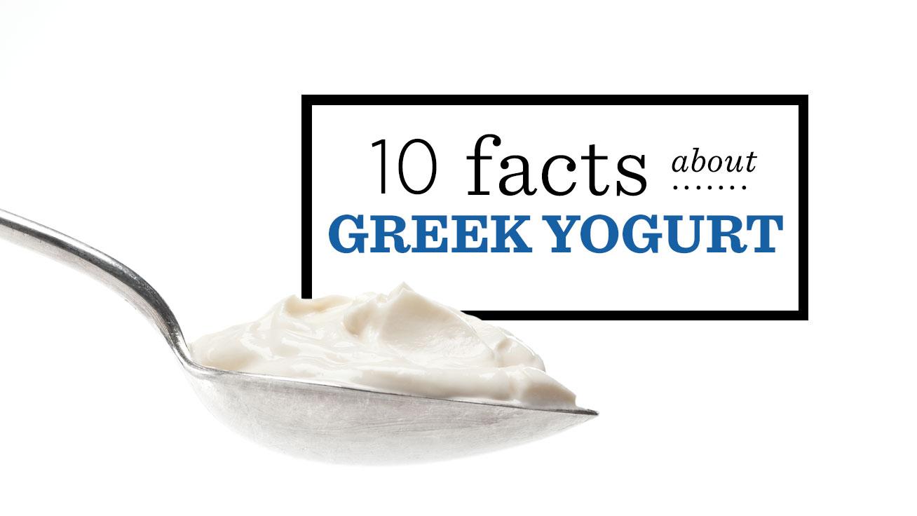 10 Facts About Greek Yogurt | RICARDO | Ricardo