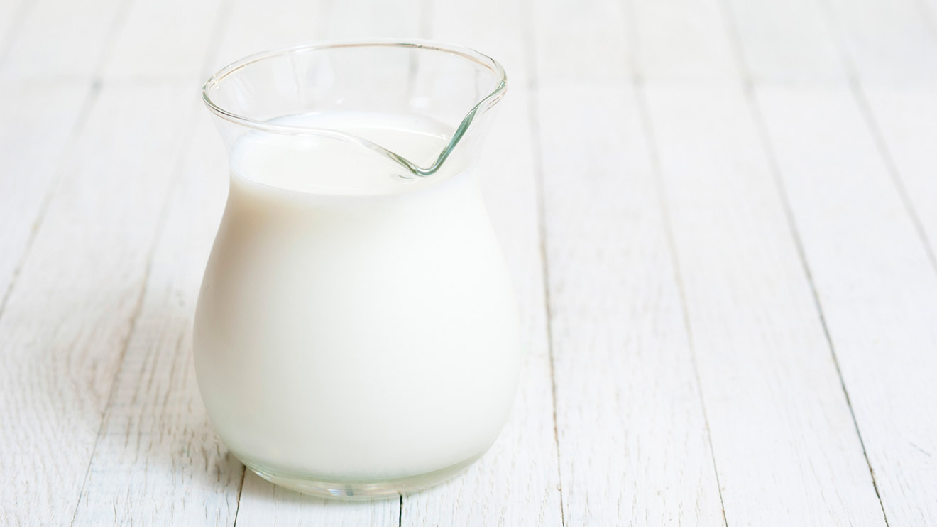 4 façons d'utiliser vos restes de lait de beurre