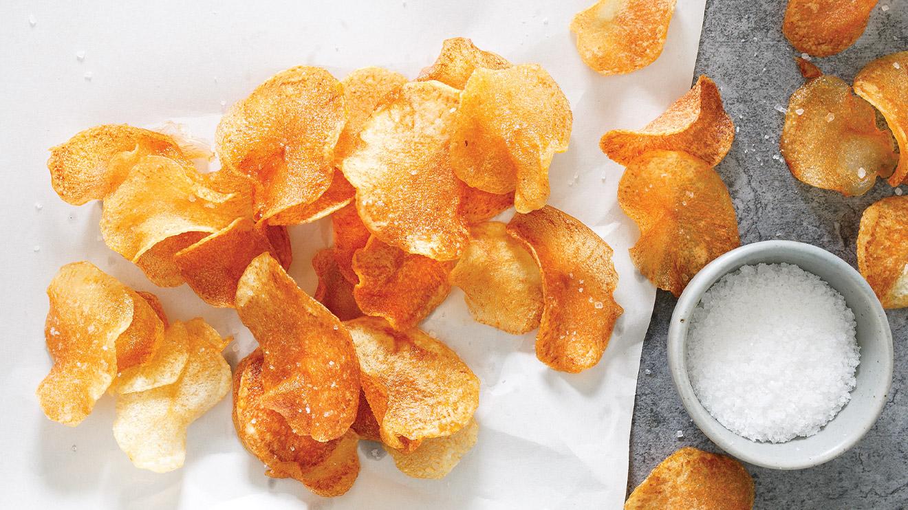 3 façons d'utiliser vos restes de chips