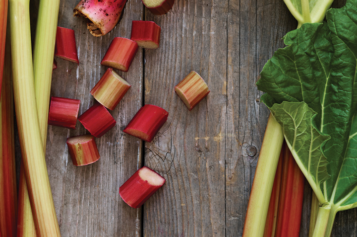 4 Ways To Use Leftover Rhubarb