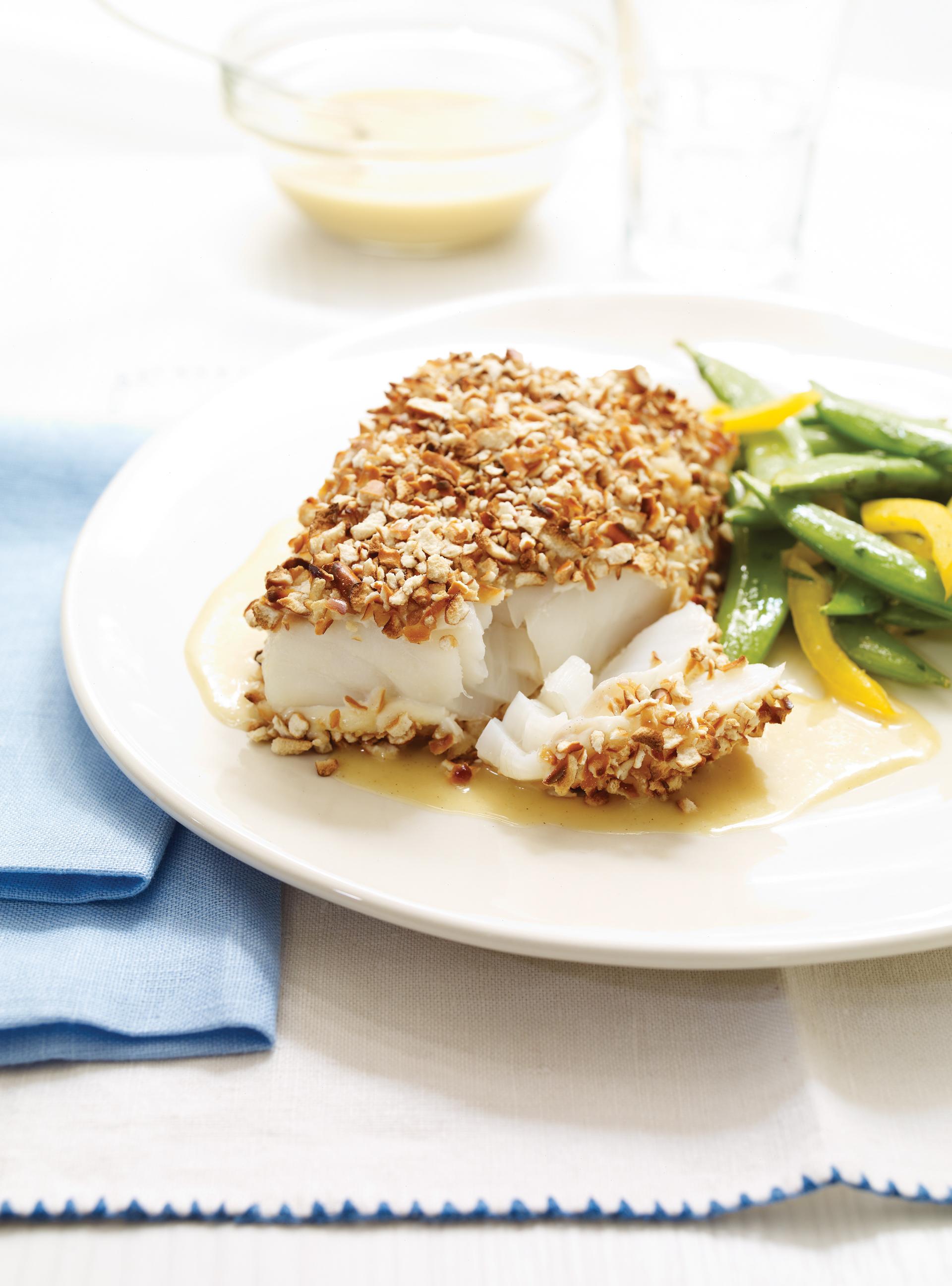 Recette repas noel avec poisson