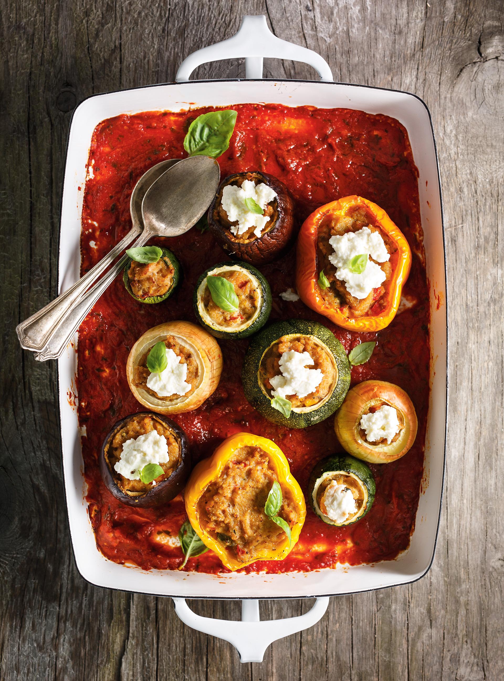 Cuisiner le poivron nos meilleures recettes ricardo - Cuisiner les poivrons ...