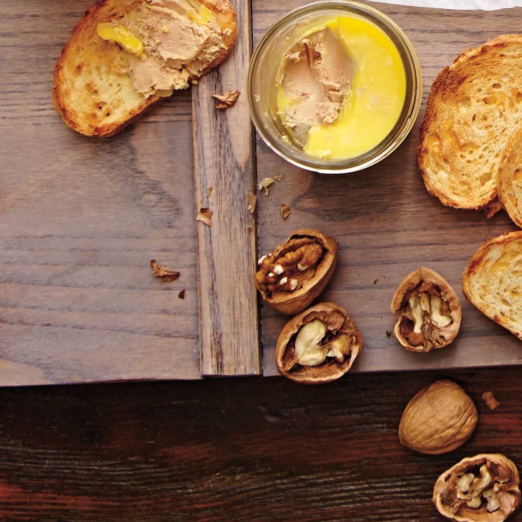 foie gras en pot ricardo