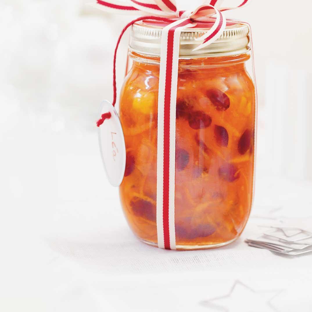 Cranberry–Citrus Marmalade