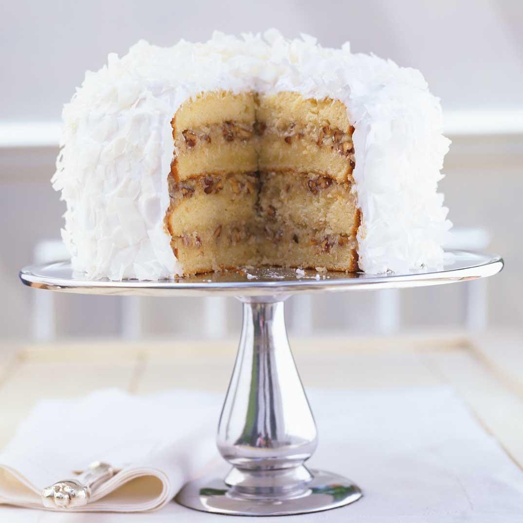 Gâteau sublime à la noix de coco