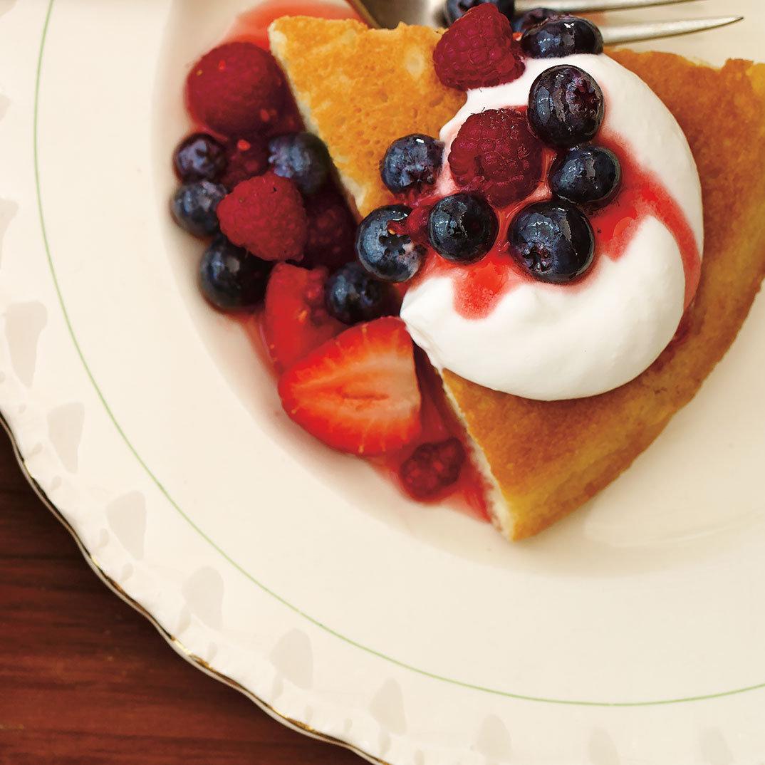 Family-Size Pancake