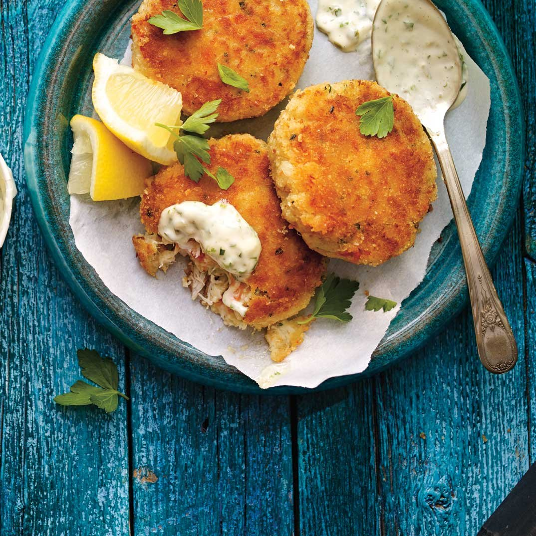 Crab Cakes (The Best)