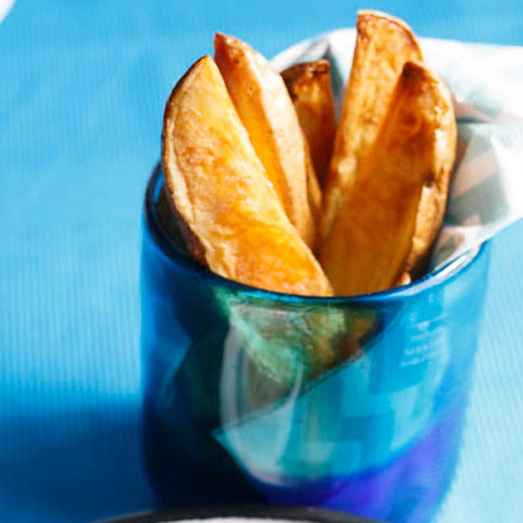 Frites sans friteuse