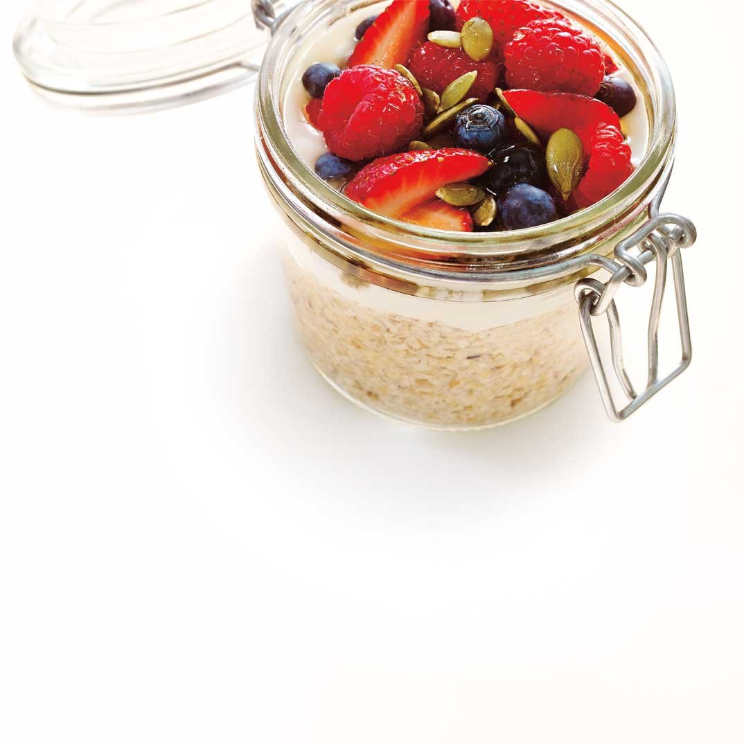 Overnight Oats (Bircher Muesli)