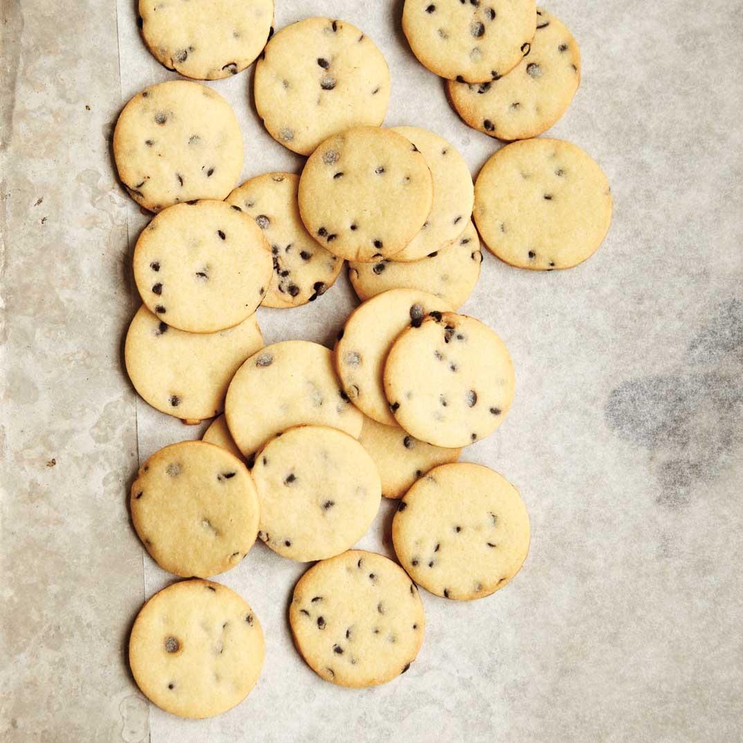 Biscuits rhum-raisins