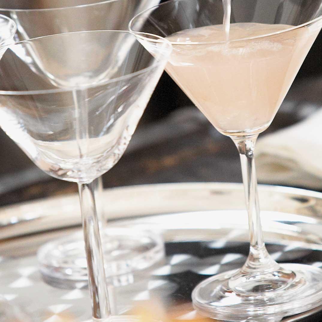 Martini au litchi