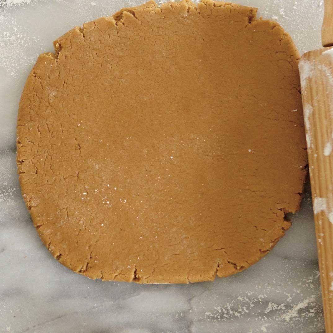 Biscuits pain d'épice