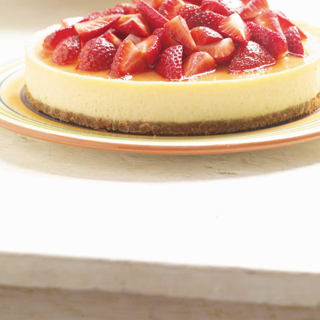 Tarte au lait de coco et aux fraises de l 39 le d 39 orl ans for Articles de cuisine de ricardo