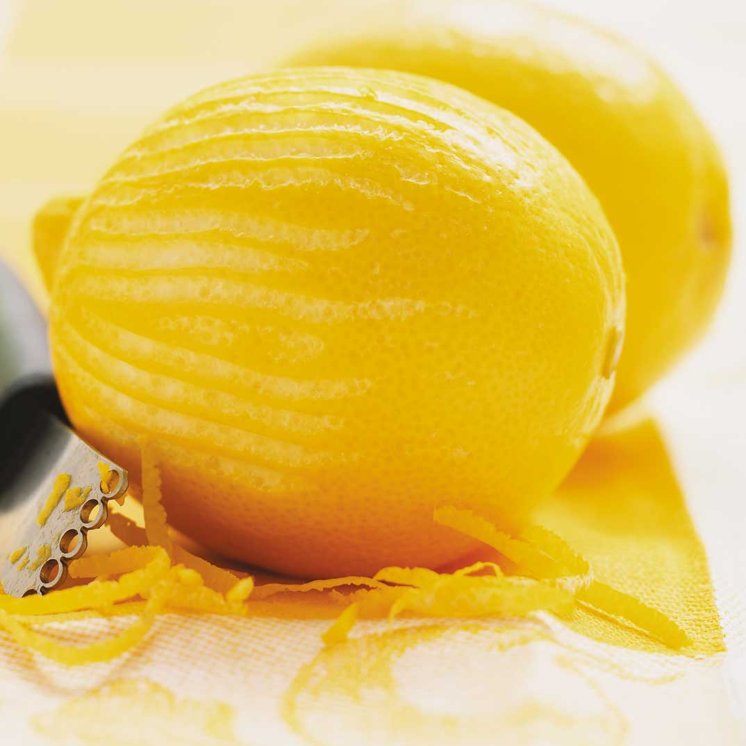 Salade de roquette au citron confit