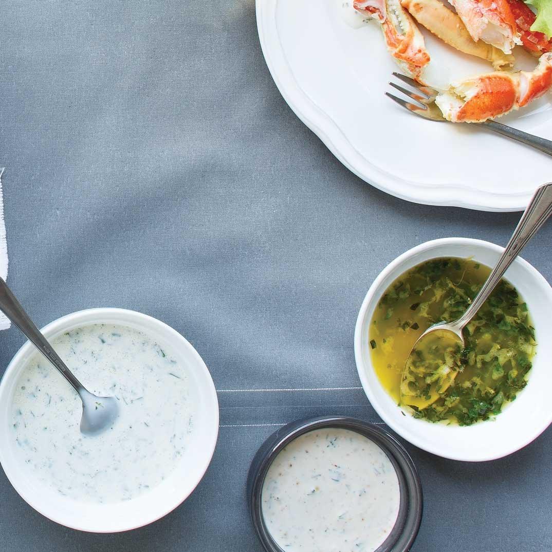 Crème sure au piment d'Espelette et à l'aneth | Ricardo