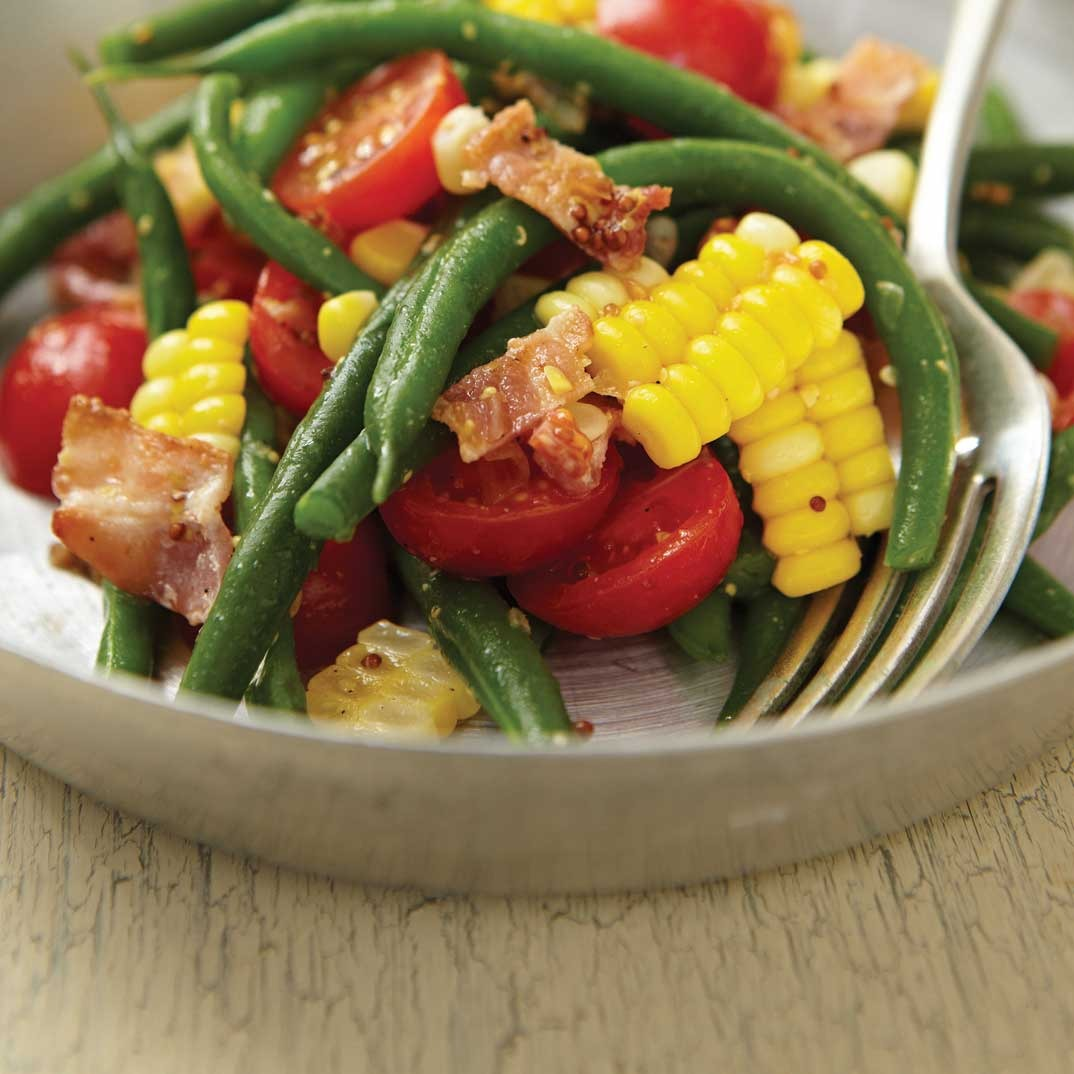 Green Bean and Corn Salad
