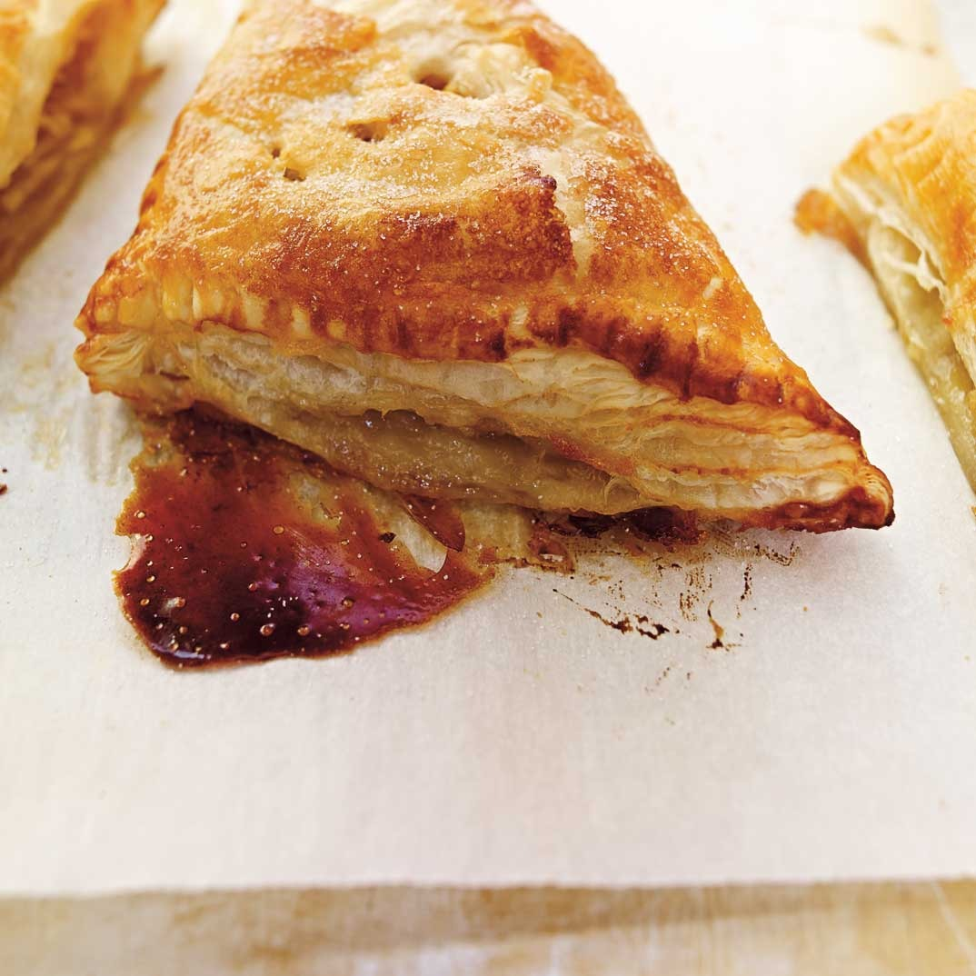 Apple and Maple Turnovers