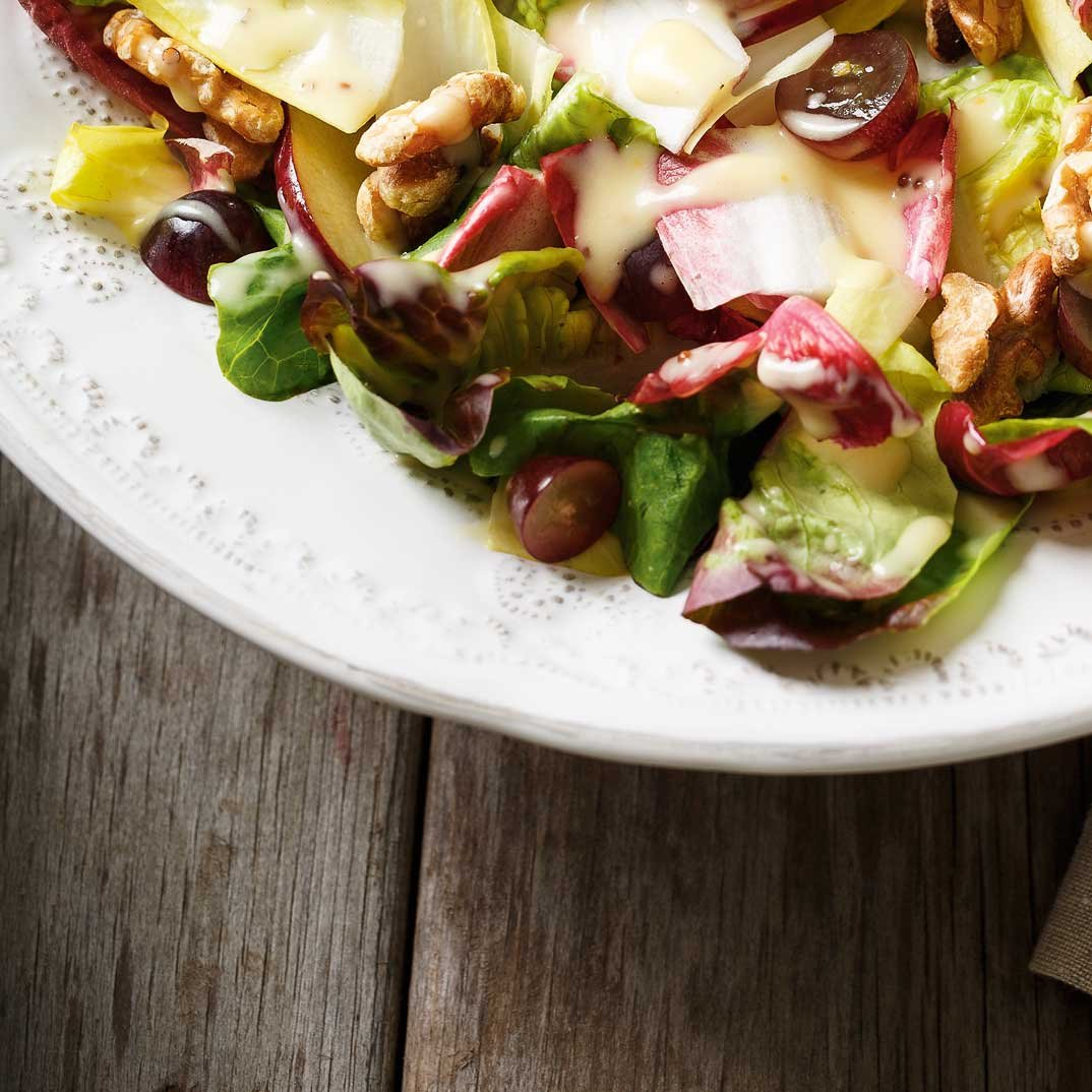 Boston Lettuce and Endives Salad
