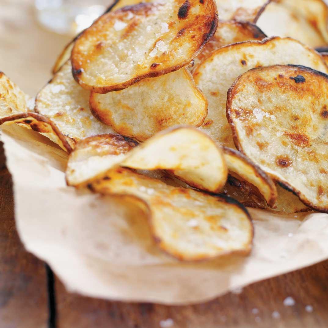 Pommes de terre grill es sel et vinaigre ricardo - Desherbant vinaigre blanc sel ...
