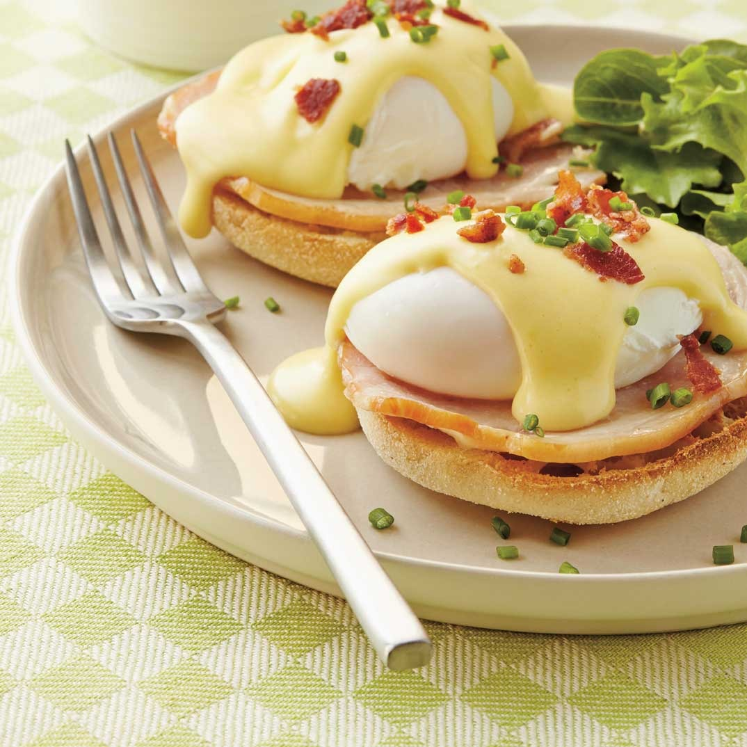 Eggs Benedict (The Best)
