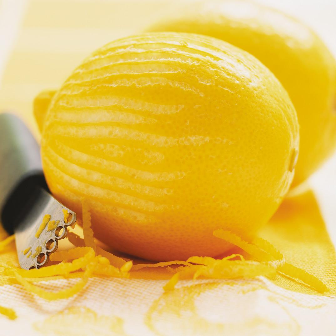 Flageolets aux champignons et au citron