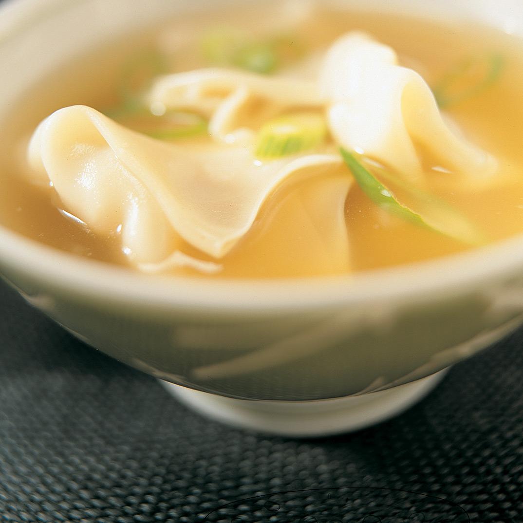 Wonton Soup (Chinese Dumpling Soup)