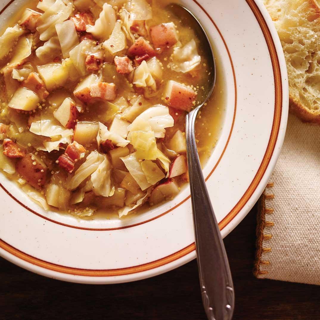 Soupe «choucroute»