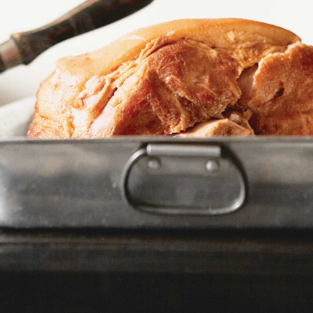 Canadian-Style Simmered Ham